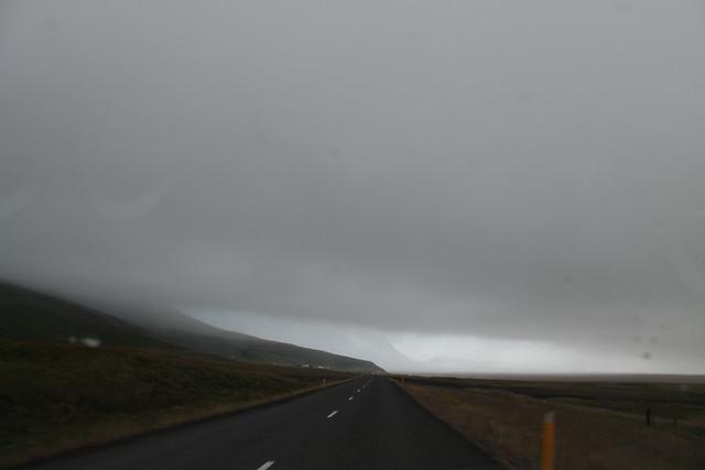 Cerca de Öræfajökull