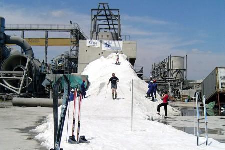 SNOWMAKER: poručíme sněhu