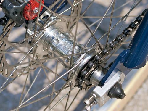 [Bike Check] Brooklyn Machine Works / Park Bike