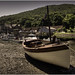 Low Tide At Porlock Weir