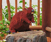 Lego beaver