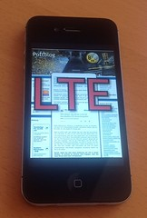 LTE auf dem Apple iPhone - pottblog.de