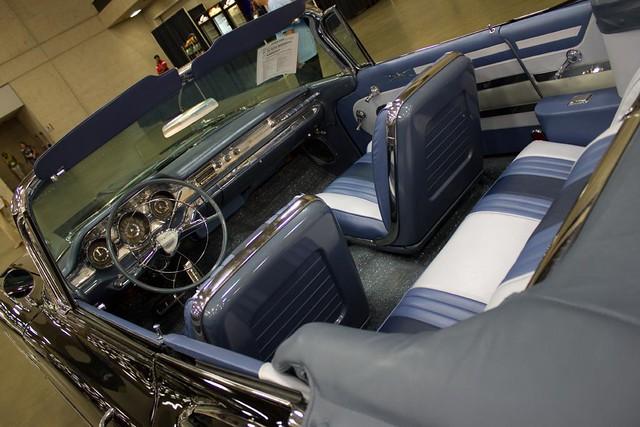 Bonneville 1959 Dash