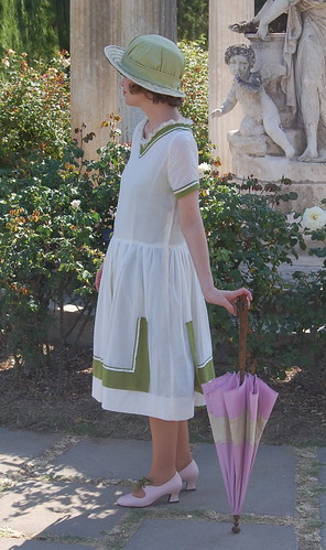 Lily Pad Lanvin Dress