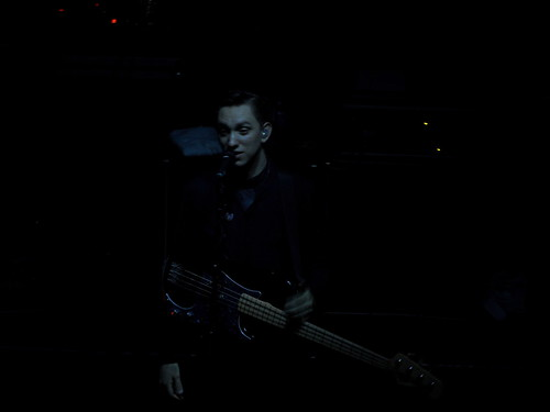 Oliver Sim of the XX
