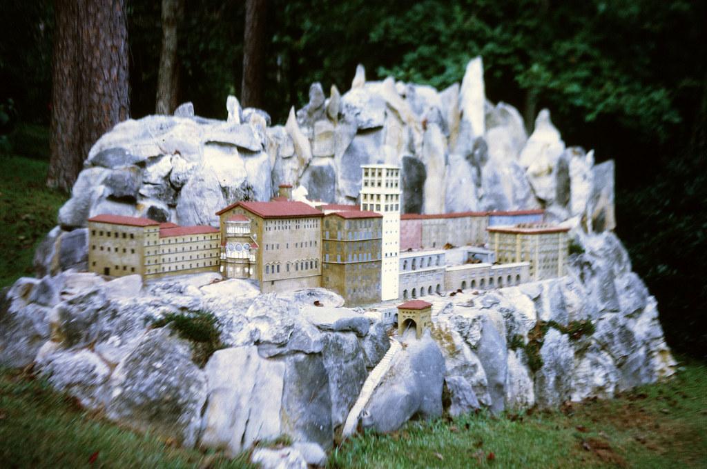 Ave Maria Grotto - Cullman, AL