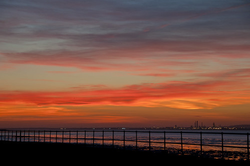 Allhallows Sunset