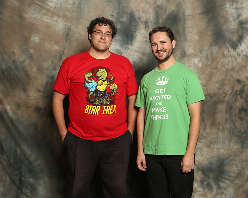 Wil Wheaton and I