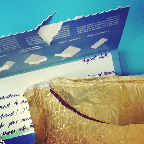 Schoggi-Mail