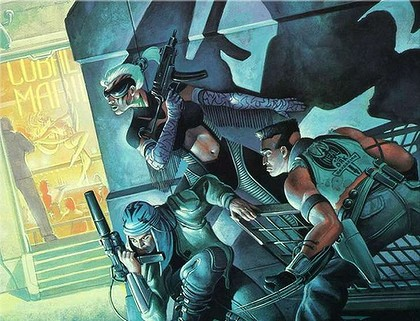 Interview: Jordan Weisman of Harebrained Schemes (Shadowrun Returns)