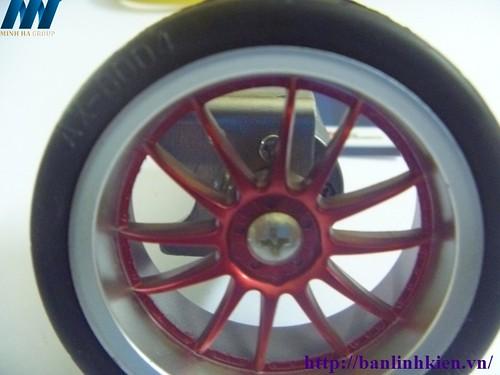 Bộ bánh xe cho Robot V2 312k 4