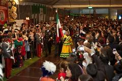 Celebración del 202 Aniversario de la Independencia de México en Guatemala