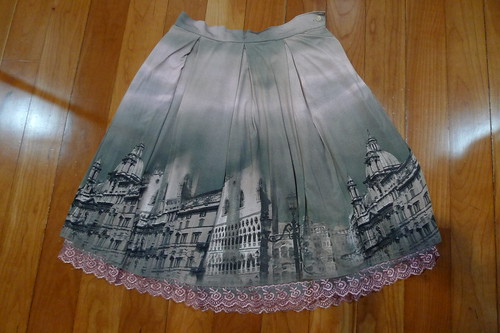 Lady Sloth Mists of Venice Skirt