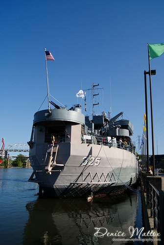 The USS LST 325