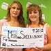 Misti Hughes and Sheila Scheider - $5,000 Mega Multiplier