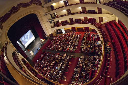From the Front Conference 2012, Teatro Duse