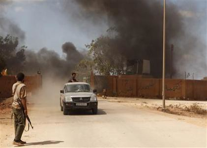 Fighting continues between various rebel factions in eastern Libya. Dozens of people have so far been reported killed. by Pan-African News Wire File Photos