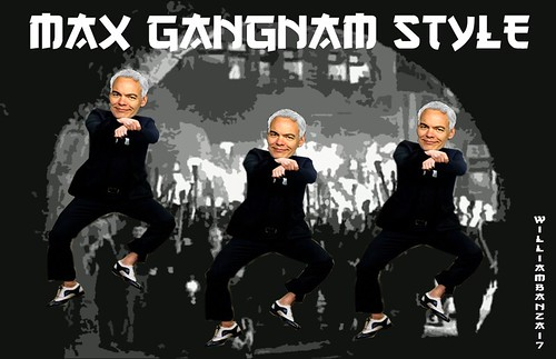MAX KEISER GANGNAM STYLE by Colonel Flick