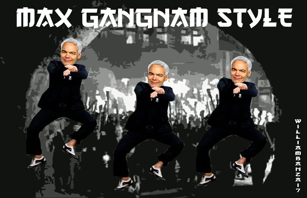 MAX KEISER GANGNAM STYLE