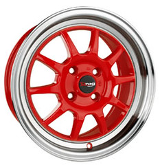 Drag Wheels Hawaii DR 116