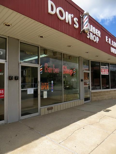 Don's Barbershop, Oak Lawn, IL
