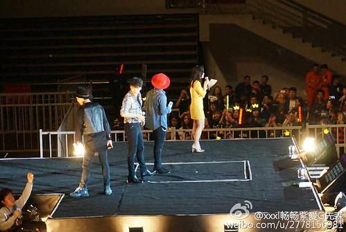 G-Dragon, Seung Ri & Tae Yang - V.I.P GATHERING in Harbin - xxxl畅畅紫爱G先森 - 04