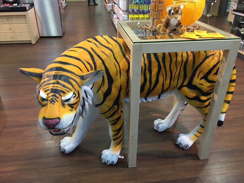 Tiger Apotheke