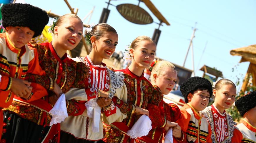 """Краевой фестиваль """"Легенды Тамани-2016"""""""