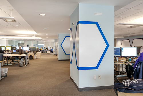 Modern New York Office Design