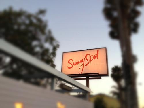 Sunny Spot Venice!