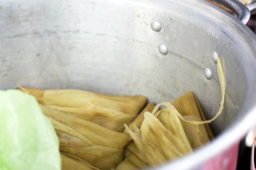 sweet tamales @ benito juarez
