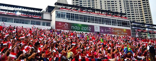NDP Singapore 2012