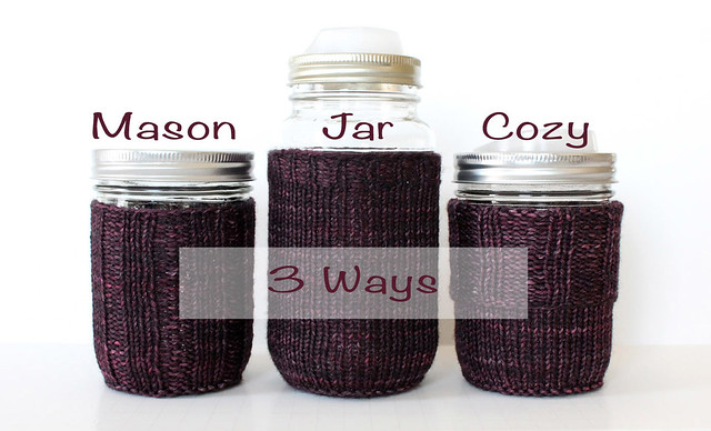 Mason Jar Cozy Sign