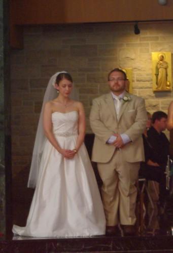 Eric and Alexandra Bush