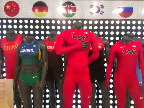Nike Track & Field London 2012 Olympics