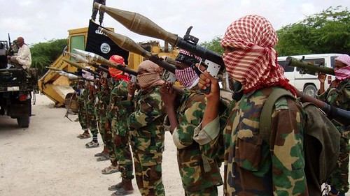 Al-Shabaab fighters are battling a US-backed genocidal war inside of Somalia. Several countries allied with Washington are occupying the Horn of Africa nation. by Pan-African News Wire File Photos