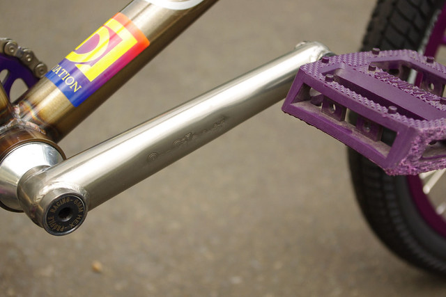 PROFILE Racing / G.D.H. RACE CRANK (NO BOSS 175㎜