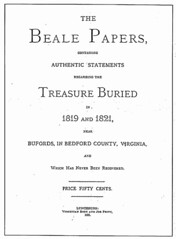 Beale Papers cover