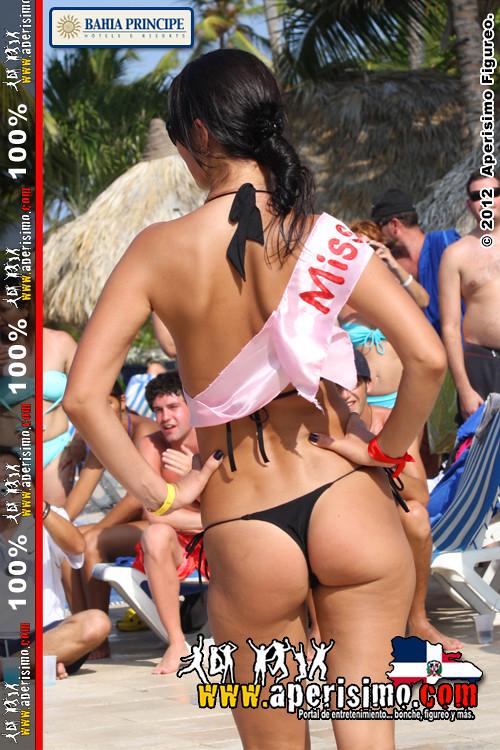 Concurso de chicas en Bikini