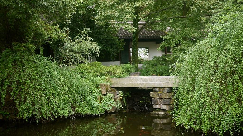 Yuelu Academy Pond
