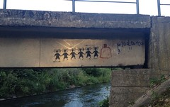 Trolls who live under the bridge?
