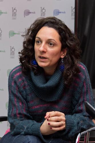 Entrevista a Ana Katz en el Festival de Lima 2012
