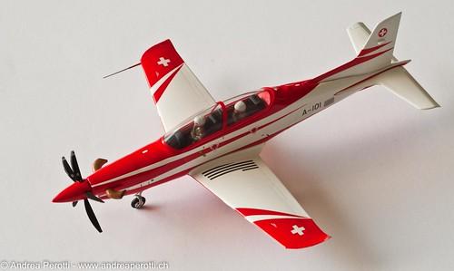 Pilatus PC-21 - Lugano 14.08.2012