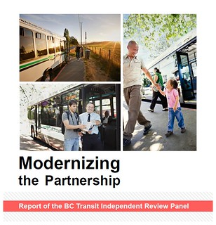 report of the BC Transit Independent Review