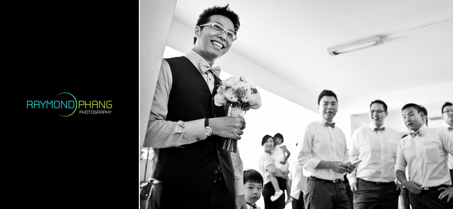 Raymond Phang Actual Day Wedding - K&J09