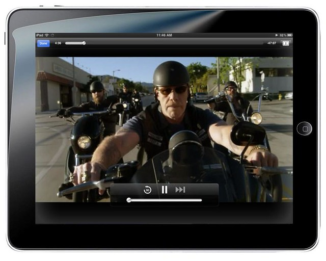 Amazon Brings Instant Video app to iPad