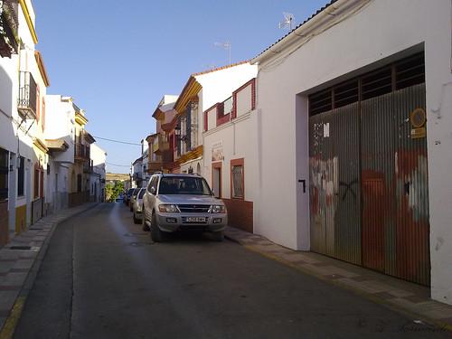 228/365+1 Calle Cervante antigua Calle Gibraltar. by Alfonso Sarmiento.