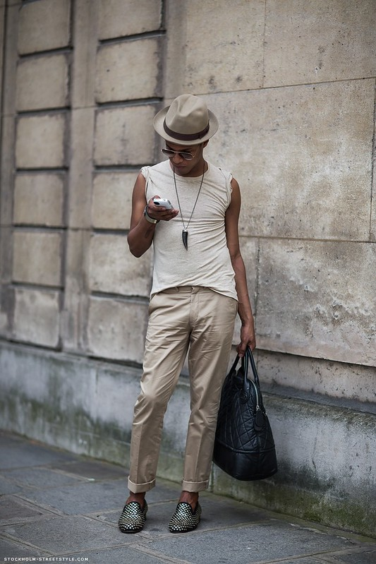 Stylish beige