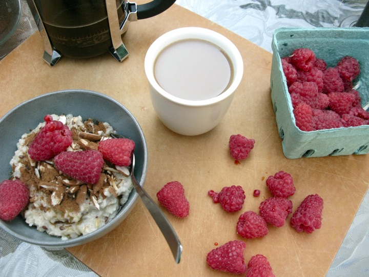 raspberry breakfast 004