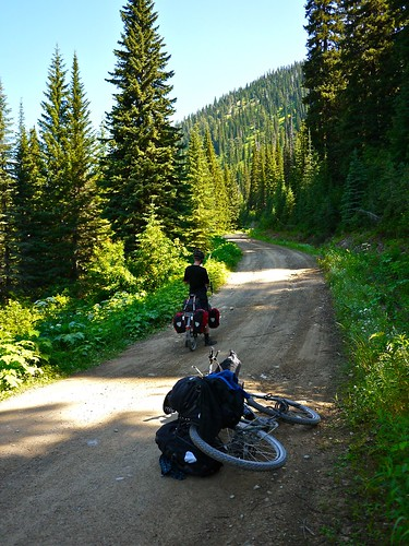 heading to Red Meadow Pass